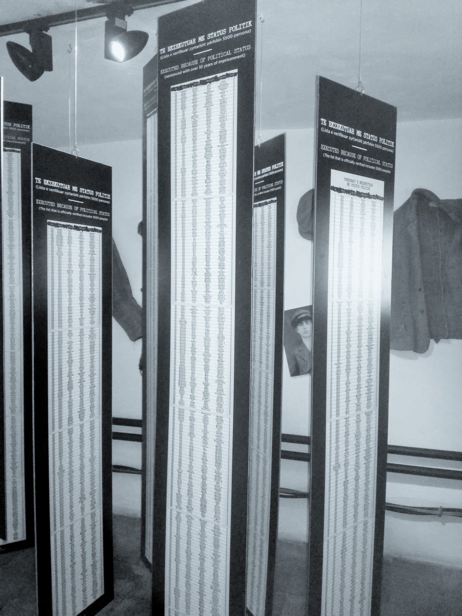 lista dei morti sotto la dittatura di hoxha