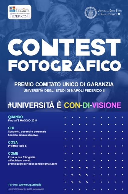 locandina contest fotografico